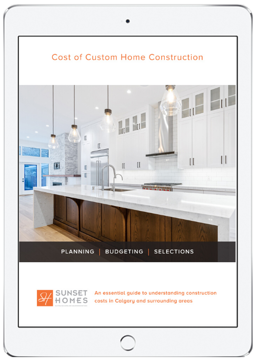 Cost of custom Home Construction Ebook